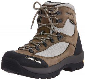モンベル ゴアテックス 登山靴