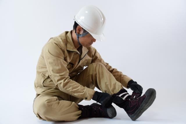 安全靴を購入する前にチェックしておきたいサイズの話