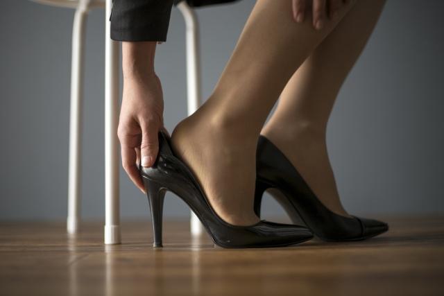 すぐにできる!靴擦れになってしまったときの簡単な応急処置と予防法