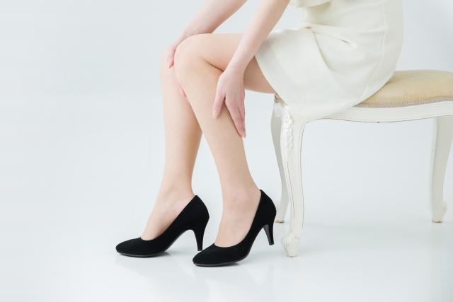 足がむくみやすい人は要チェック。むくみの原因と解消方法
