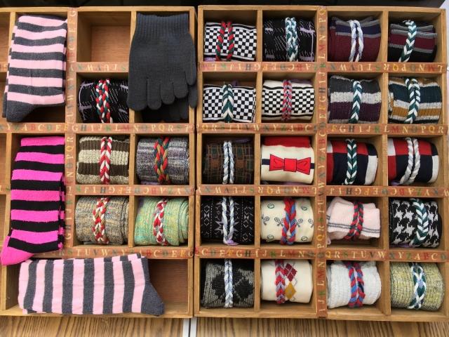 無印良品で手に入るおすすめの靴下とその選び方について